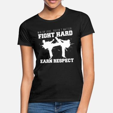 Karate Club Art Karate martial arts gift - Women's T-Shirt