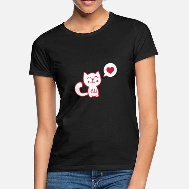 Kind little kitty - Women's T-Shirt