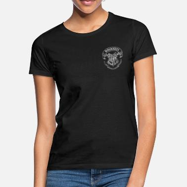 Harry Potter Coat of Arms of Hogwarts small - T-shirt dam