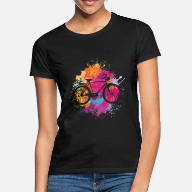 Fitness Vintage bicycle - Women's T-Shirt