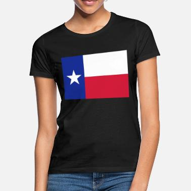 Lone Star Lone Star Texas Flag - Women's T-Shirt