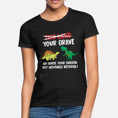 Firefly Firefly Enthusiast Your Grave Inevitable Betrayal - Women's T-Shirt