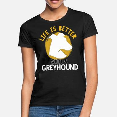 Hunting Dogs Dog greyhound hunting dog hunting hunting - Women's T-Shirt