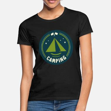 Tents Tent tents campers - Women's T-Shirt