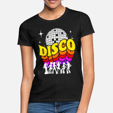 70s Disco 70s retro shirt - Women's T-Shirt