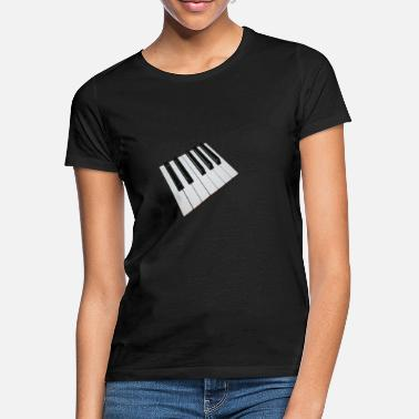 Octave Octave piano - Women's T-Shirt