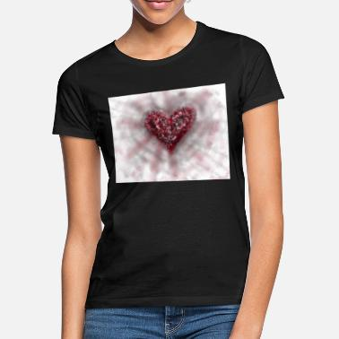 Heart / Heart - Women's T-Shirt