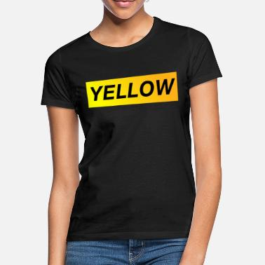 Yellow Yellow - Women's T-Shirt