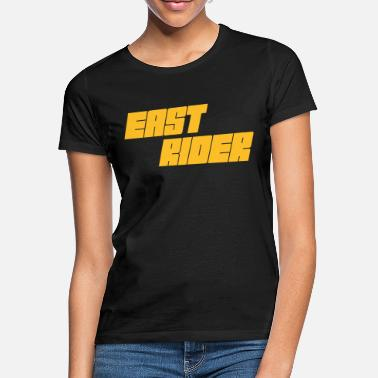 East Sussex East Rider - Frauen T-Shirt