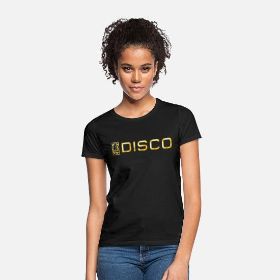 Star T-Shirts - Star Trek Discovery DISCO DSC - Women's T-Shirt black