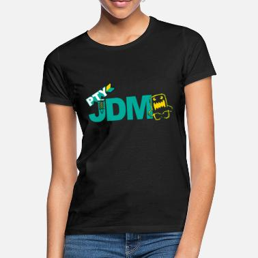 Jdm jdm japan - Frauen T-Shirt