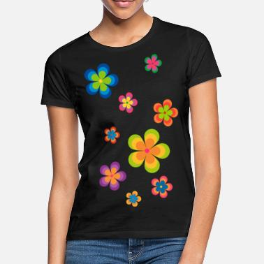 Edition limited edition 03 flowerpower - Frauen T-Shirt