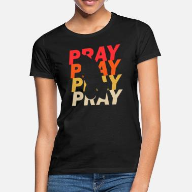 Praying Hands Praying hands - Women's T-Shirt