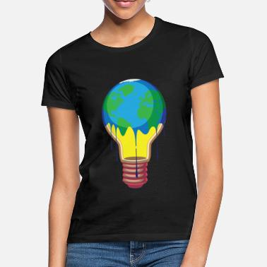 Earth Hour Earth Hour - Save our Earth - Gift - Women's T-Shirt