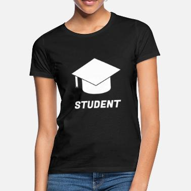 Conclude Student studying graduation - Women's T-Shirt