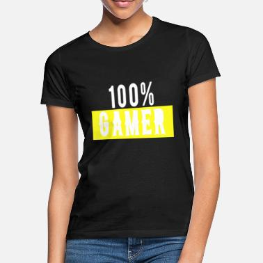 Gamer Sklave gamer sklave - Frauen T-Shirt