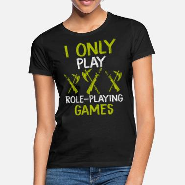 Role Playing Game role playing game - Women's T-Shirt