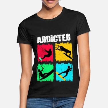 Kiteboard Kiteboard - Women's T-Shirt