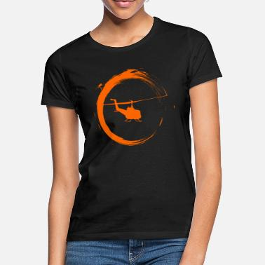 Helicopter helicopter - Women's T-Shirt