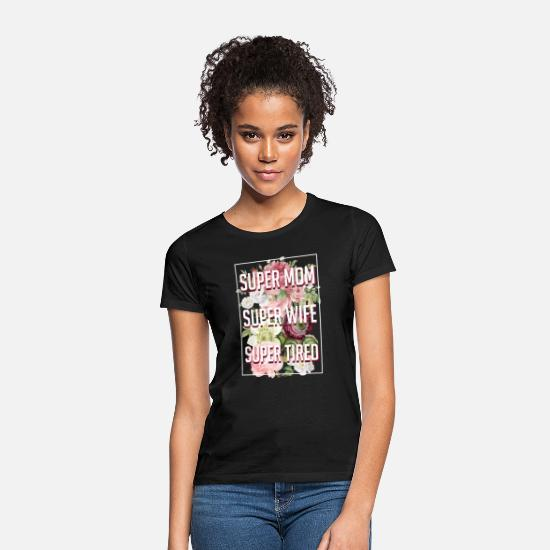 Jul T-shirts - Kids Mother's Day T-shirts Gift Mom Mommy - T-shirt dame sort