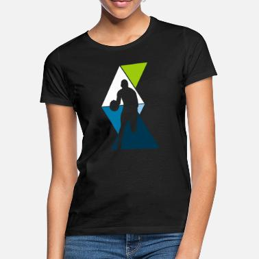 B-ball B-Ball - Frauen T-Shirt