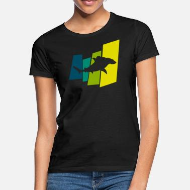 Shark Fin shark fin - Women's T-Shirt