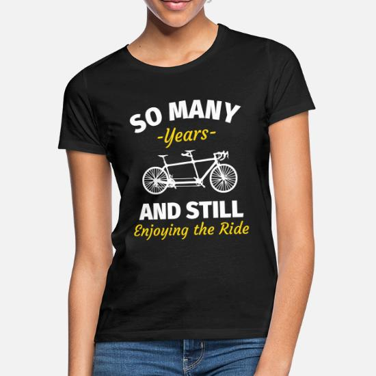 Goldene Hochzeit lustige Sprüche Frauen T-Shirt | Spreadshirt