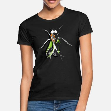 Fly-insect fly insects insects fly fly symbol - Women's T-Shirt