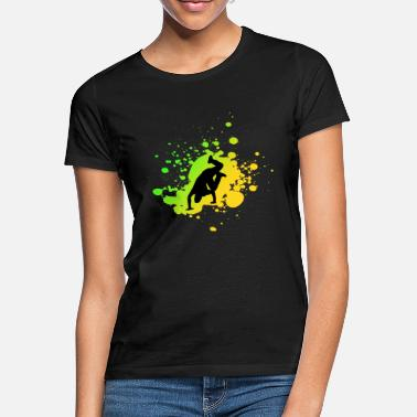 Hip Hop Breakdance - Women's T-Shirt