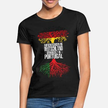 Portugal ++Portugal T-Shirt++ - Frauen T-Shirt