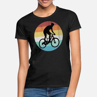 Cycling mountain bike - Women's T-Shirt