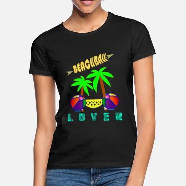 Beachball BEACHBALL Lover - Vrouwen T-shirt