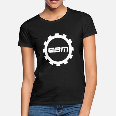 Dark Wave EBM - T-shirt dam