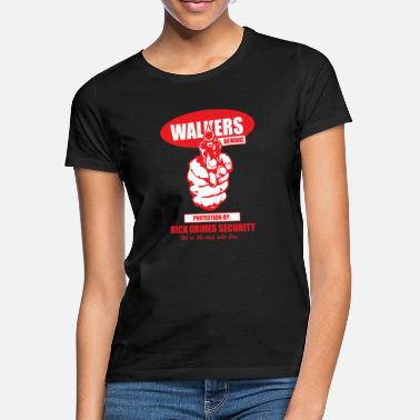 Zombie zombies - T-shirt Femme