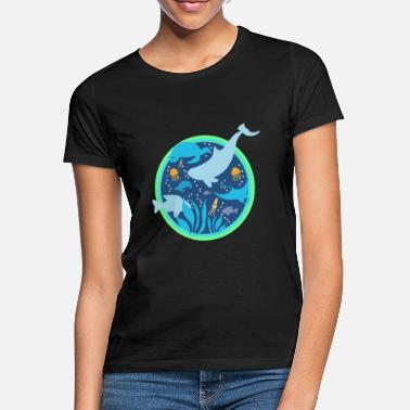 Ocean Animals Ocean animals - Women's T-Shirt