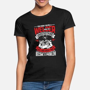 Oxyacetylene Welding You know that you are a welder - Women's T-Shirt
