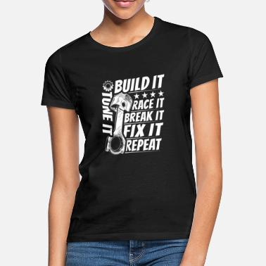 Mechanic, mechatonist, screwdriver craftsman - Women's T-Shirt