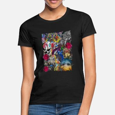 Art Pop-Art - Frauen T-Shirt