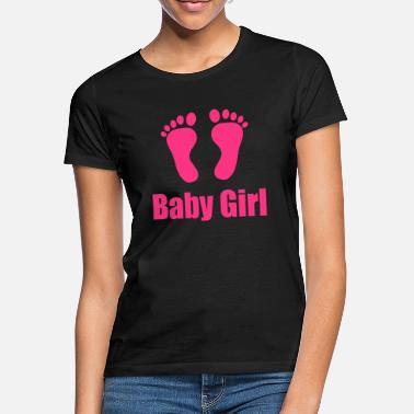 Baby Girl Baby Girl - Women's T-Shirt
