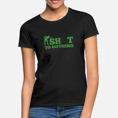Snooker shot to nothing - Women's T-Shirt