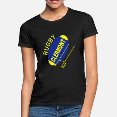 Clermont Rugby Rugby Clermont - Women's T-Shirt