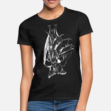 Gothic Espresso bat - Women's T-Shirt