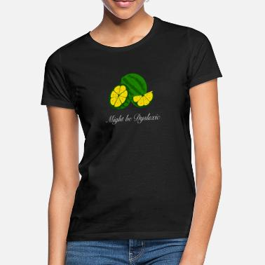 When life gives you Melons - Frauen T-Shirt