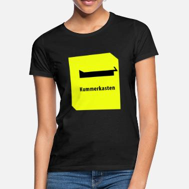 Suggestive Suggestion box - Women's T-Shirt