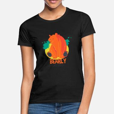 Leible Animal Bear - Leibl Designs - Women's T-Shirt