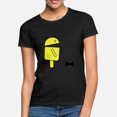 Bestill Android T skjorter på nett | Spreadshirt