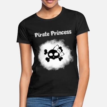 Pirate Pirate Princess - Women's T-Shirt