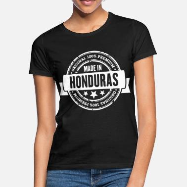 Honduras Made in Honduras - Frauen T-Shirt