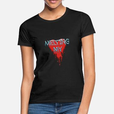Melting my heart - Women's T-Shirt