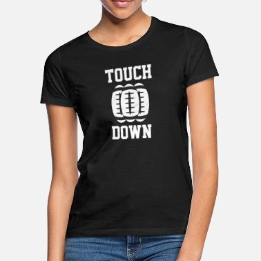 American Eagle Touch Down Football - T-shirt Femme